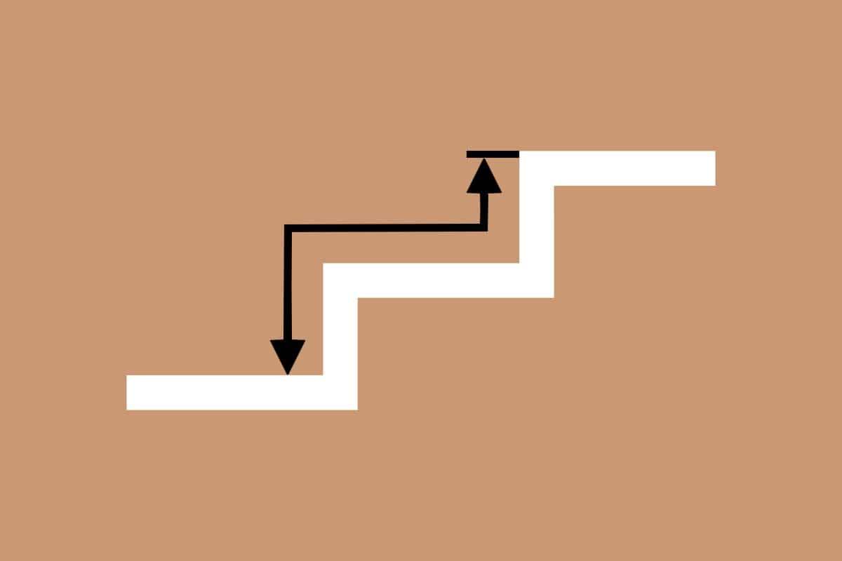 Quelle est la bonne pente pour un escalier ?