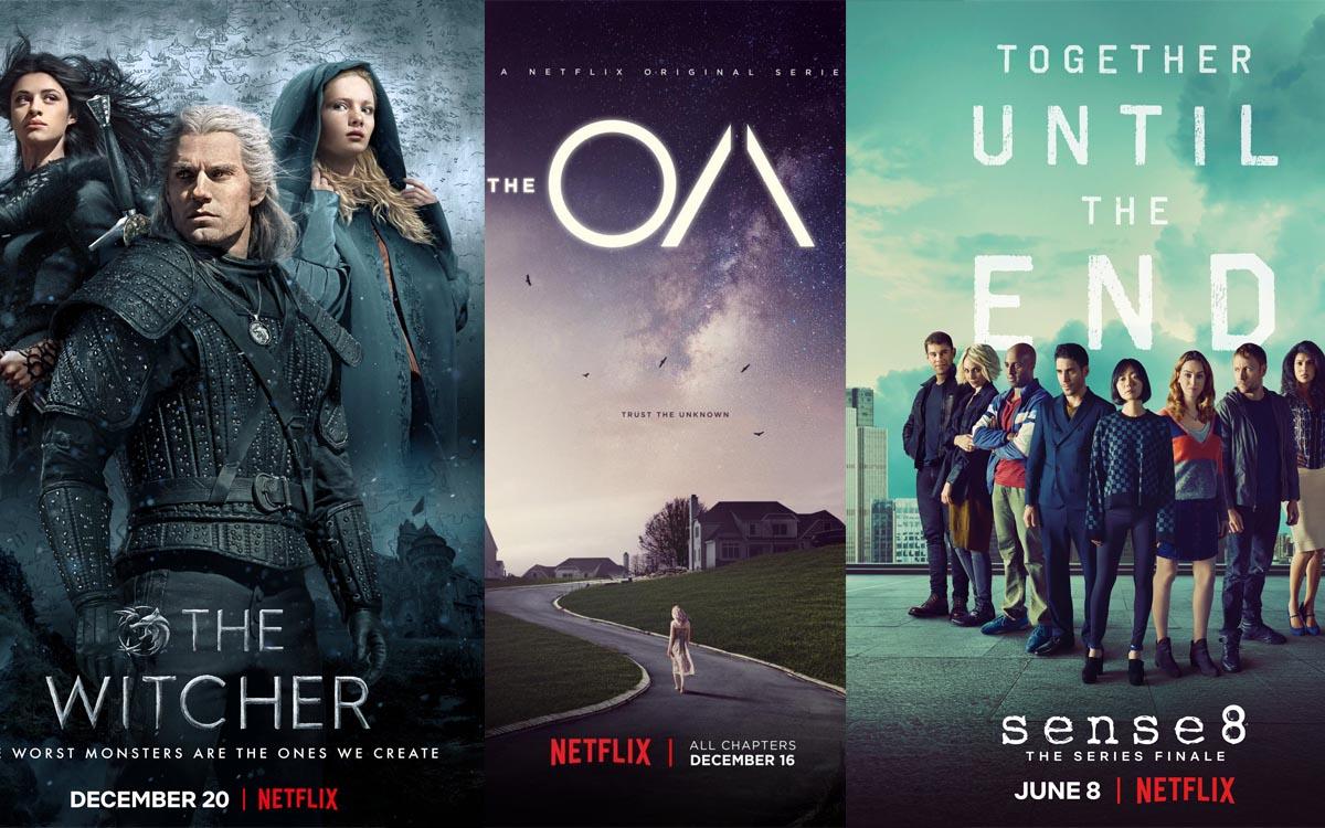 Quelles sont les séries à voir sur Netflix ?
